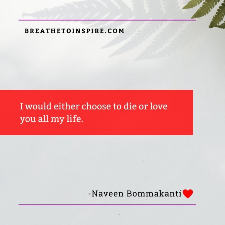choose-love-quotes-naveen-bommakanti