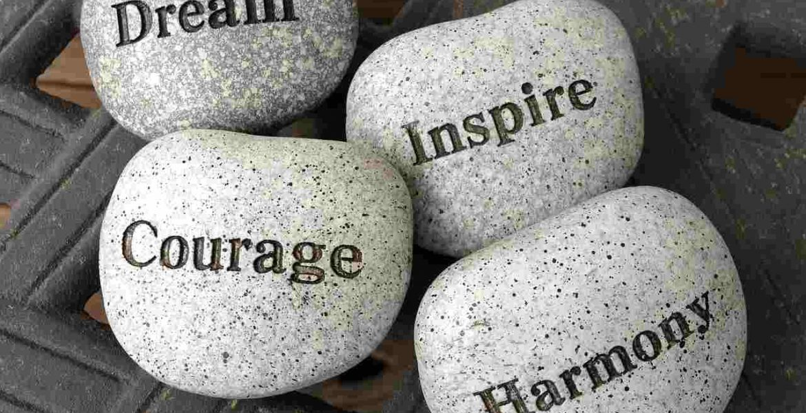 What inspires you to be the inspiration?