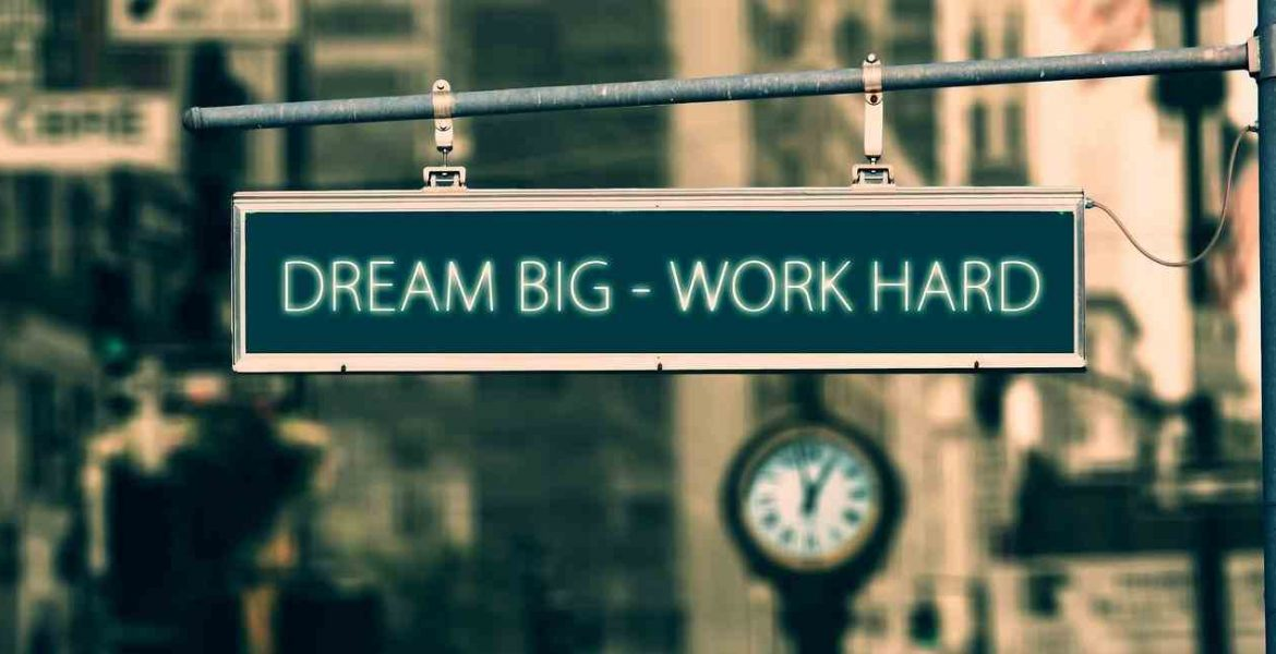 If you work hard, gradually you will become smart.