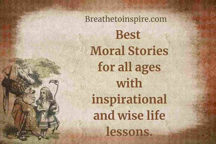 Best Short Stories With Moral lessons for all ages