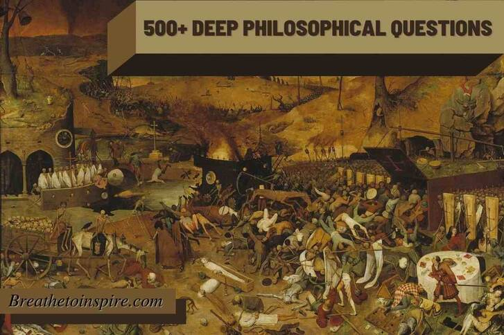 Funny deep philosophical questions about life love 500+ Philosophical questions (Deep, dumb, funny, kids, thought-provoking) that inspire you today