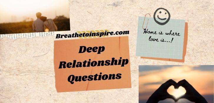 Deep-relationship-questions