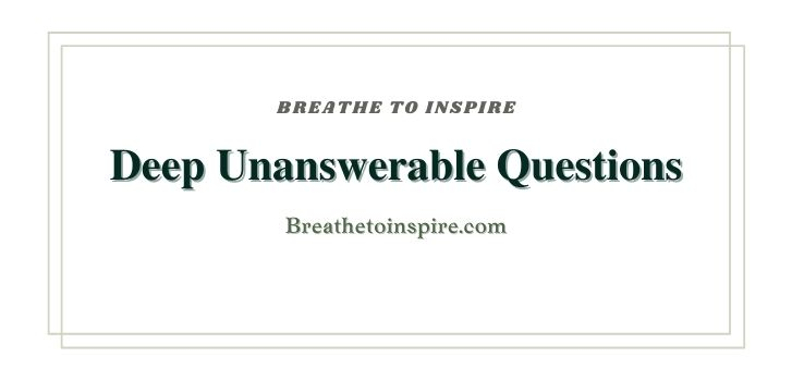 Deep-unanswerable-questions