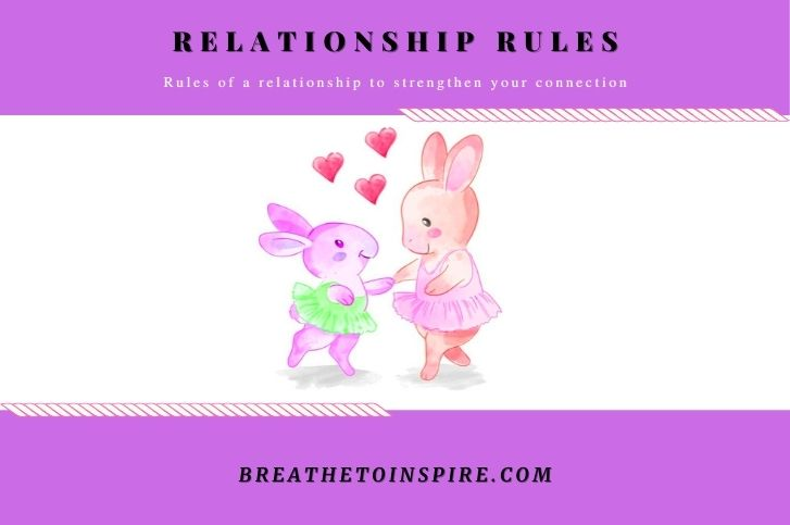 rules-for-a-relationship