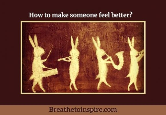 10 Genuine empathy tips on how to make someone feel better in different situations