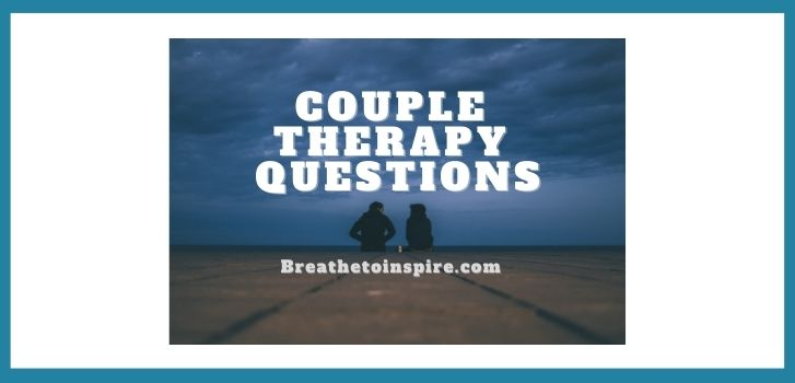 couple therapy questions 200+ Questions for couples (Build long-lasting deep relationship)