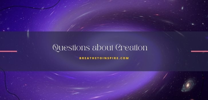 questions-about-creation
