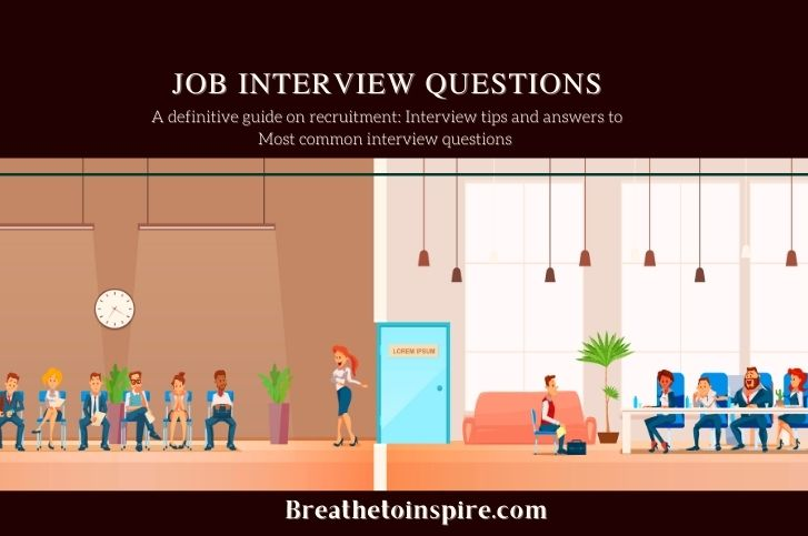 Job Interview Questions 101: Get Hired & Be Happy