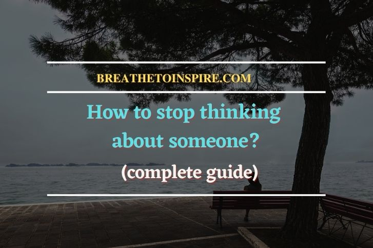 10 Psychological reasons behind why you can't stop thinking about someone.