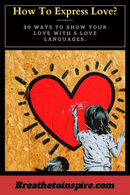 How-to-express-love-with-5-love-languages