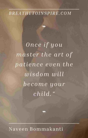 how-to-be-patience